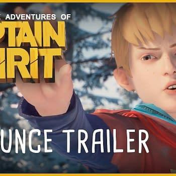 Life is Strange Developers Announce Captain Spirit at E3