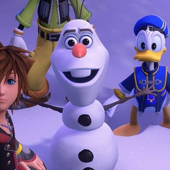 Kingdom Hearts III Comes to Xbox One New Trailer Shows Off the Frozen World at #E32018