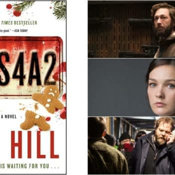 Punisher's Ebon Moss-Bachrach, 2 More Join AMC Supernatural Horror-DramaSeries NOS4A2