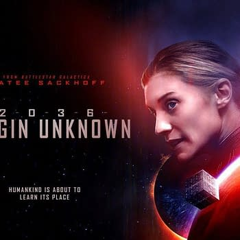 Katee Sackhoff Talks AI Bruce Willis and 2036 Origin Unknown