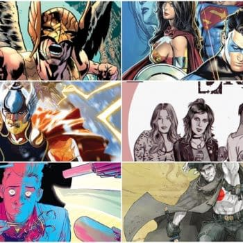 Comics for Your Pull Box, Week of June 13th, 2018: Thunder and Wings
