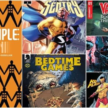 Comics for Your Pull Box, Week of June 27th, 2018: Multiple Man and Sentry Return!