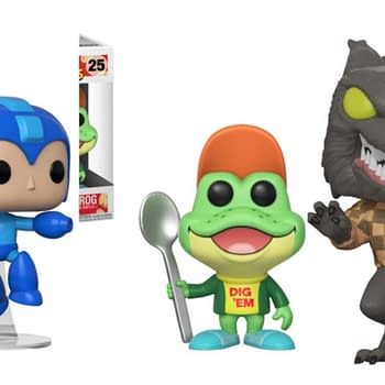 Funko News Roundup: Nightmare Before Christmas Mega Man Space Invaders and More