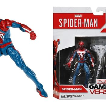 Spider-Man Gets 2 Marvel Legends Exclusives from Upcoming Game