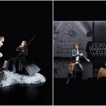 Star Wars Collectors Get 2 SDCC Exclusives from Hasbro