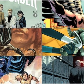Top and Bottom 5 Comics for June 13th, 2018: Hawkman Lives