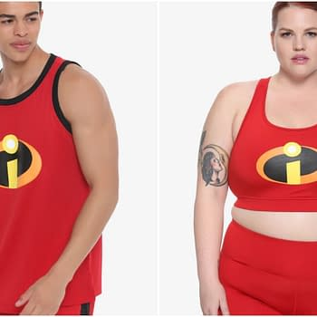 Get Some Incredible Workout Gear for Incredibles 2 from Hot Topic