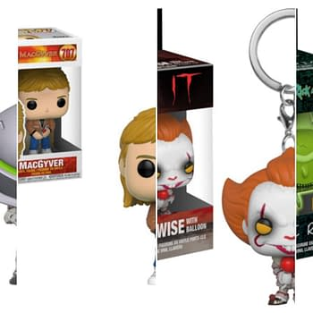 Funko Round-Up: Overwatch MacGyver Rick and Morty Horror and More