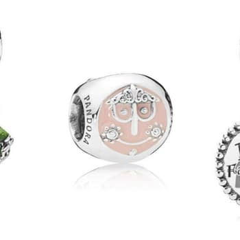 New Fantasyland Pandora Charms Now Available in Disney Springs