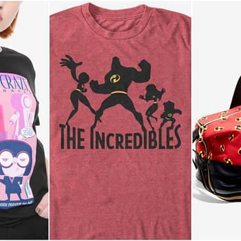 Get Ready for Incredibles 2 with T-Shirts and More from Hot Topic
