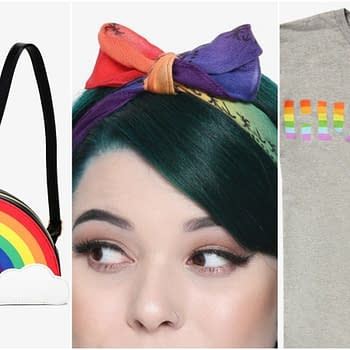 Happy Pride Gear Up for Your Parades and Parties with Hot Topic