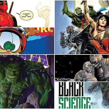 Top and Bottom 5 Comics Week of June 6th 2018: Justice League Soars Xerxes Sinks