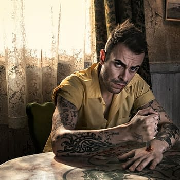 Preacher SDCC Panel: Joseph Gilgun Delivers Powerful Message on Mental Health