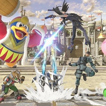 We Got to Play Super Smash Bros. Ultimate at E3 and It Was Awesome