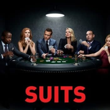 USA Releases Key Art for Suits Season 8, Now with Katherine Heigl