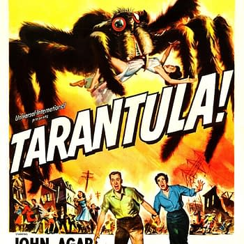 Castle of Horror: Tarantula and the Fear of Radiation Plus We Debate So Bad Its Good