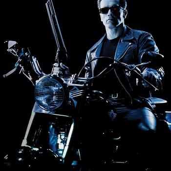Arnold Schwarzeneggers Terminator Motorcycle Sold for $520k