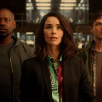 NBC's 'Timeless' Series Finale Won't End with Lucy, Wyatt or Rufus