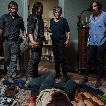 Norman Reedus Post All but Confirms Andrew Lincolns Walking Dead Departure