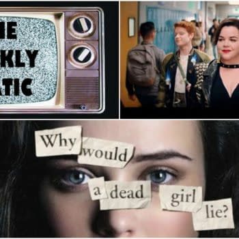 '13 Reasons Why', 'Heathers', and Why TV Should Make You Angry [The Weekly Static s01e43]