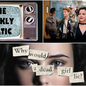 13 Reasons Why Heathers and Why TV Should Make You Angry [The Weekly Static s01e43]
