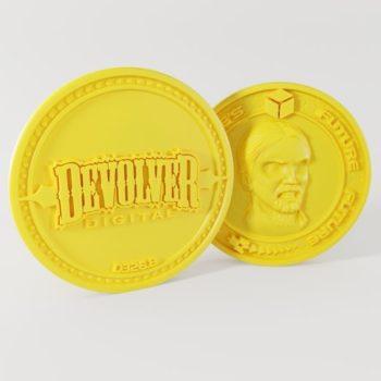 Devolver Digital mocks Lootboxes and Blockchain in One Joke Ad
