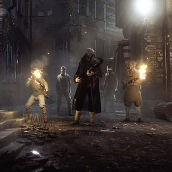 Vampyr Will Be Getting a Hard Mode Update Later This Summer
