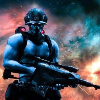 Duncan Jones Posts Update on his 'Rogue Trooper' Film