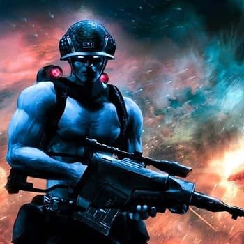 Duncan Jones Posts Update on his Rogue Trooper Film