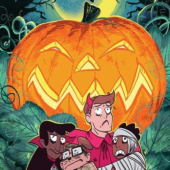 Backstagers Gets a Halloween Special in October from James Tynion IV Rian Sygh Special Guests