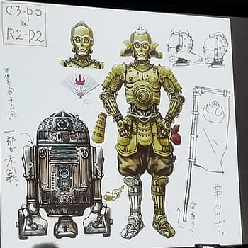Star Wars Collectibles from Sideshow Kotobukiya Anovos and More Shown off at SDCC Panel
