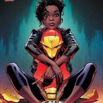 Black Panther Sequel: Riri Williams, Ironheart, To Get Wakandan Armor