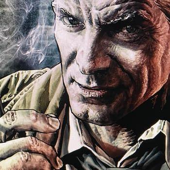 John Constantine Looks Like Sting Again in Batman: Damned