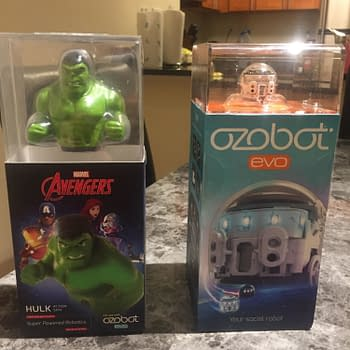 Evo by Ozobot: Intriguingly Complex Even for Adults [Toy Review]