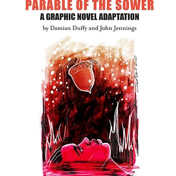 Dieselfunk Dispatch: Abrams ComicArts Announces Start of Parable of the Sower Graphic Novel Adaptation