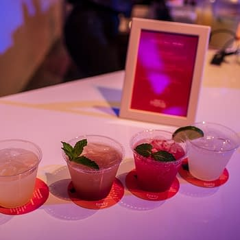 Nerd Food: TV-Inspired Mocktails from the Amazon Fire Experience at SDCC