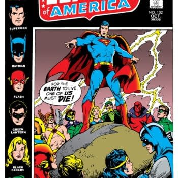 DC Comics to Commemorate Len Wein with TheDC Universe by Len Wein Hardcover in 2019