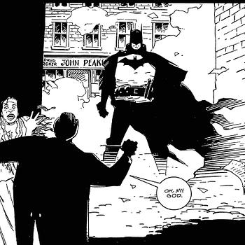 Mike Mignolas Gotham By Gaslight Gets a Batman Noir Edition