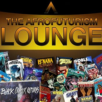 Dieselfunk Dispatch: SDCC Afrofuturism Lounge with LaWana Richmond Keithan Jones and Jason Reeves