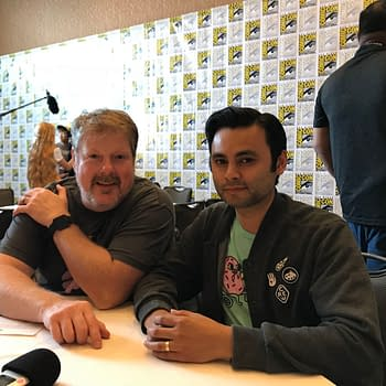 Does Adventure Time Make More Sense Now John DiMaggio and Adam Muto Talk at SDCC
