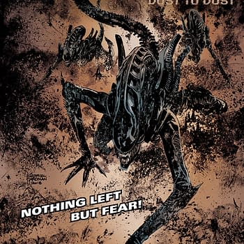 Aliens: Dust to Dust #2 Review &#8211 Cover-to-Cover Intensity