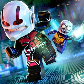 LEGO Marvel Super Heroes 2 Receives Ant-Man and The Wasp DLC