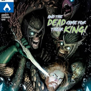 Aquaman #38 Review: A Finale a Year in the Making