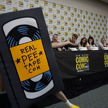DC: The New MAD Magazine SDCC Panel