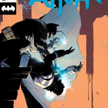 Batman #51 cover by Lee Weeks and Elizabeth Breitweiser