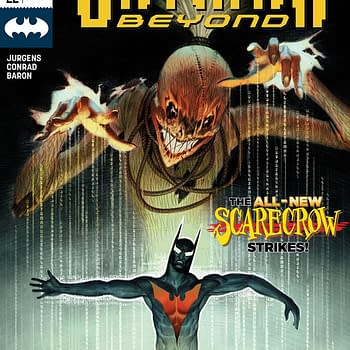 Batman Beyond #22 Review: Enter the New Scarecrow
