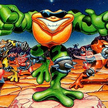 Watch the Hardest Level in Battletoads Get Owned While Blindfolded