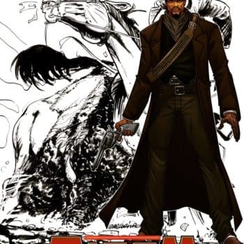 New Kevin Grevioux and Isaiah Washington Superhero Comic Announced at the Black Panel – SDCC18