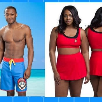 Still Need Some Summer Beachwear? ThinkGeek Has Swimsuits Galore!