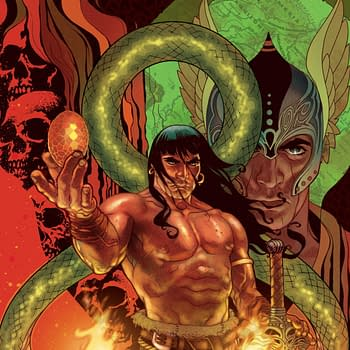 Now Marvel to Publish Dark Horses Conan Comics in New Epic Collections